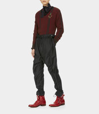 Philippo Trousers Charcoal