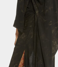Kaftan Dress Black