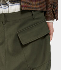 Builders Trouser Green