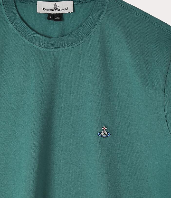 Classic T-Shirt Multicolour Orb Green 3