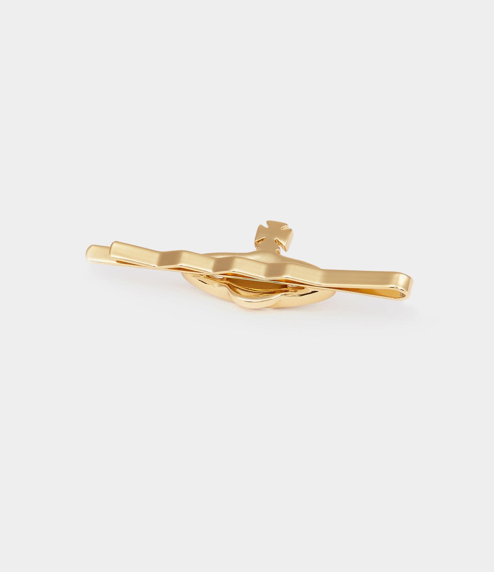 Vivienne Westwood Men's Designer Cufflinks And Pins | Vivienne Westwood -  Mini Bas Relief Tie Clip