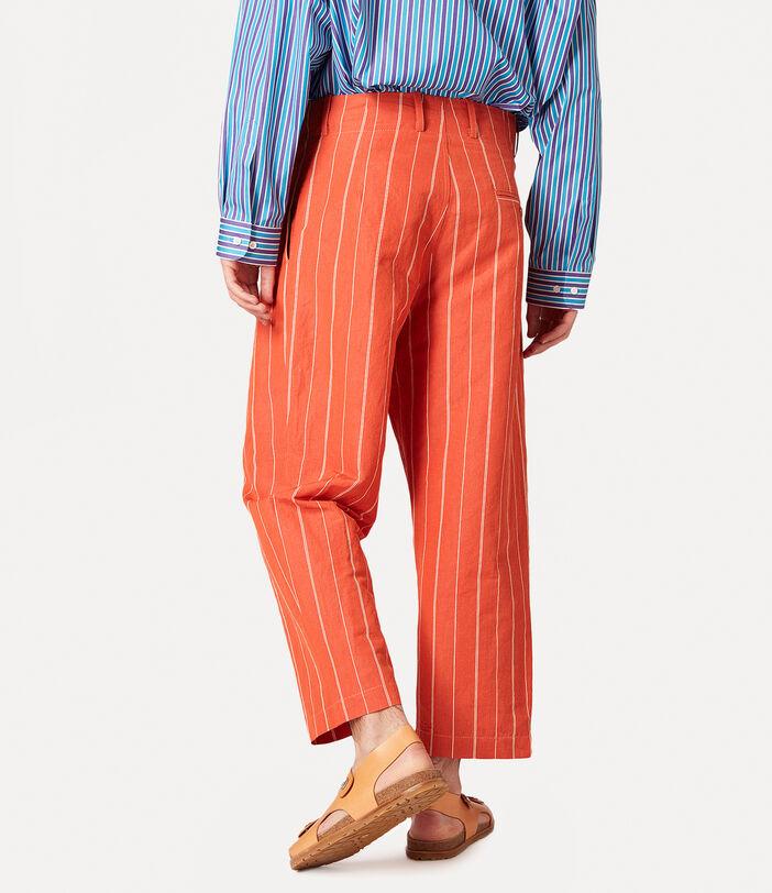Alien Trousers Terracotta 4