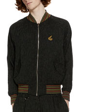 Tourist Bomber Jacket Black