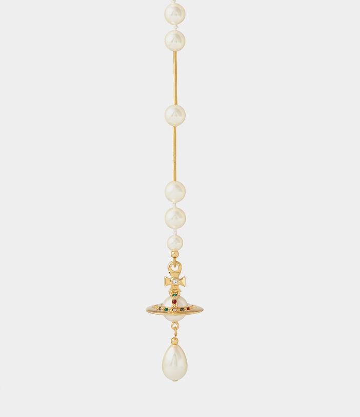 Broken Pearl Necklace 3