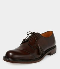 Joseph Cheaney & Son Battersea Toe Cap Shoes Mocha
