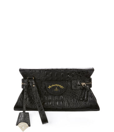 Kelly Clutch Bag 44020033 Black