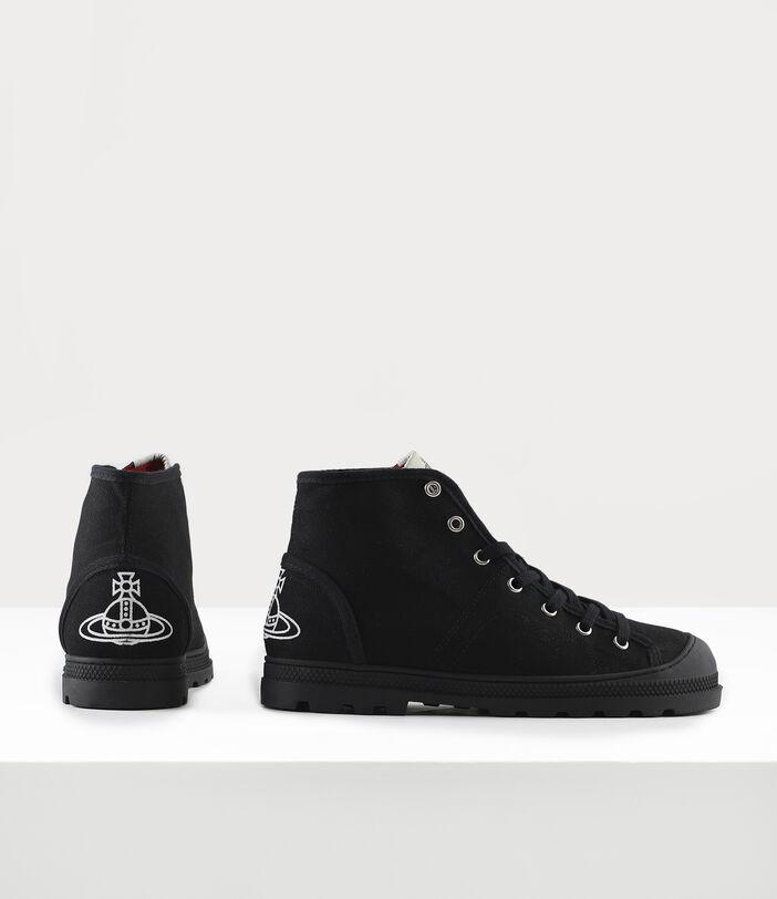 Men's Simian Boots Black 3