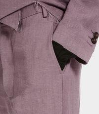 James Bond Cropped Trousers Mauve