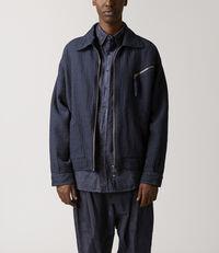 Factory Jacket Navy