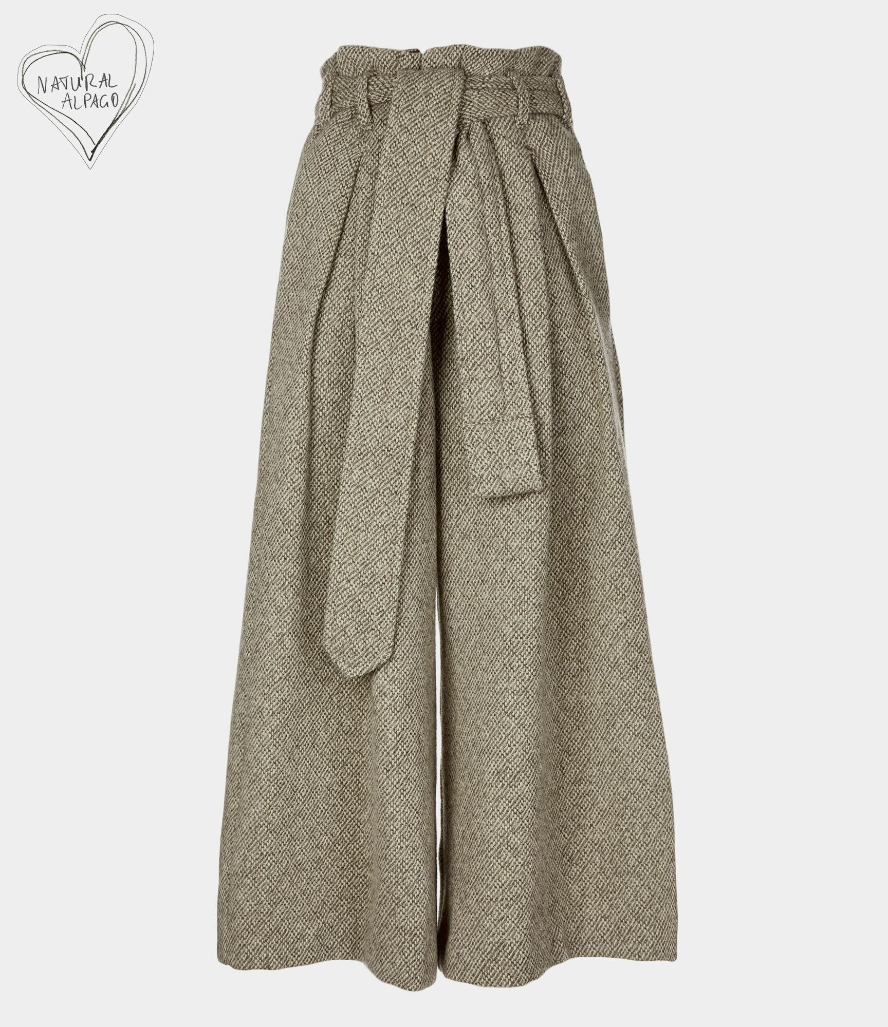 Oxford Trousers Beige Diamond