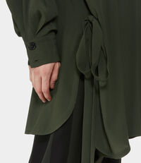 Oya Tunic Dark Green