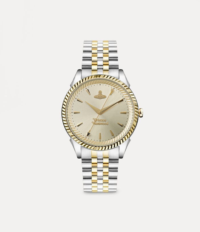 Seymour Watch Champagne/Silver 1