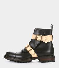 Joseph Cheaney & Son Unisex Buccaneer Boots Black