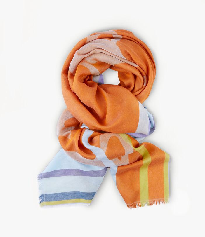 Ugo Stole Orange 2