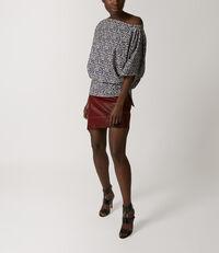 Infinity Skirt Red