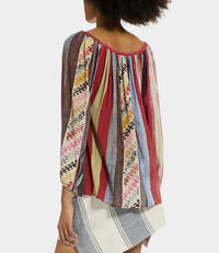 Gypsy Blouse Multi
