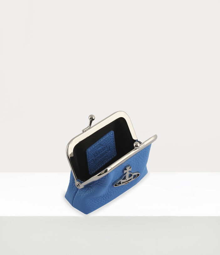 Jordan Mini Frame Coin Purse Blue 3