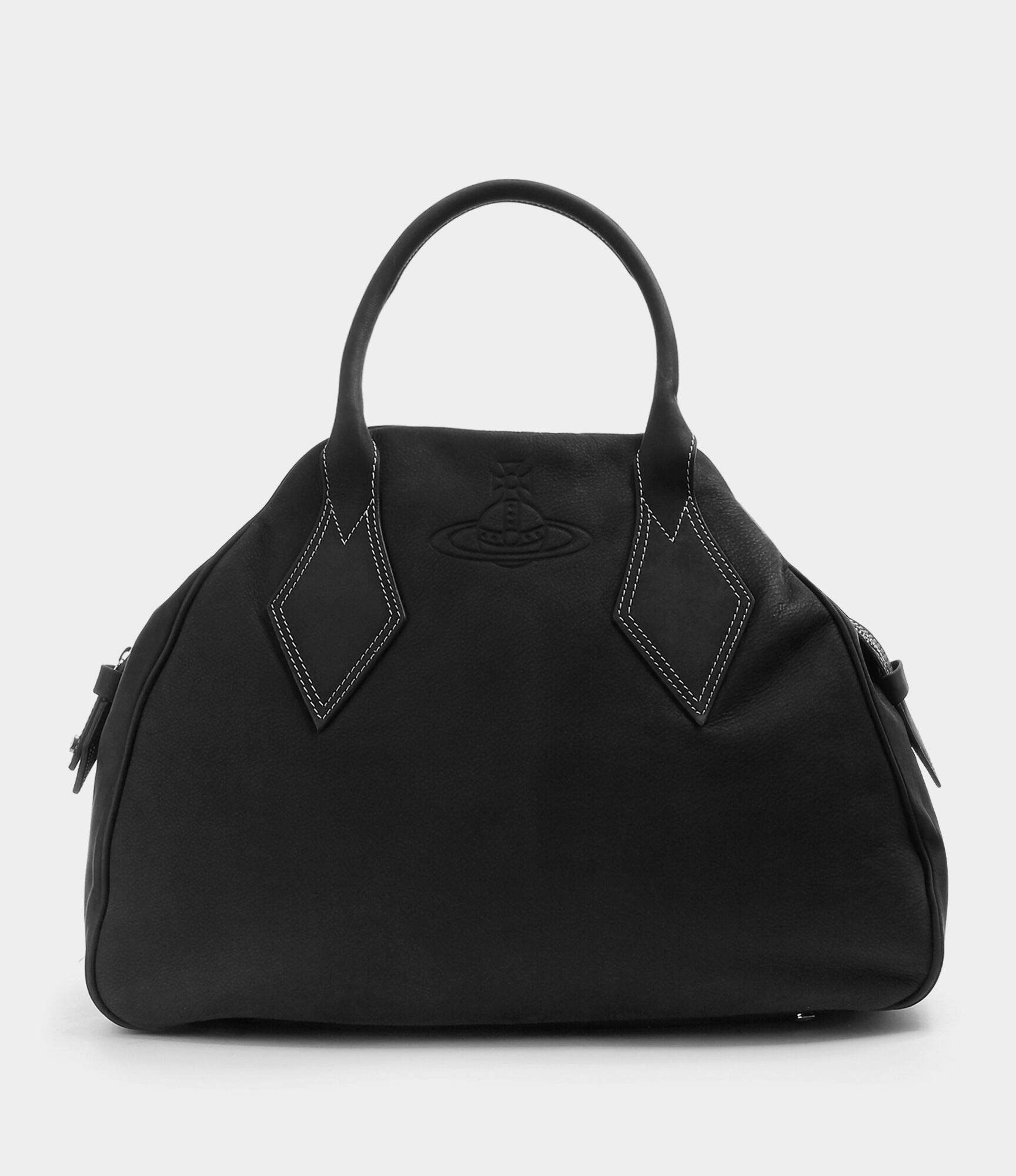 VIVIENNE WESTWOOD Large Yasmine Bag Black