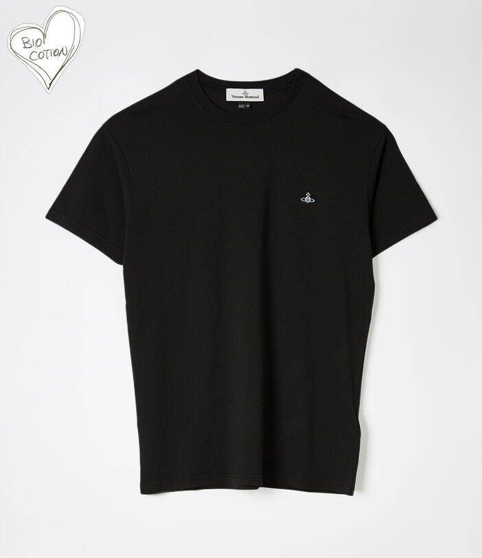 Boxy T-Shirt Black 1