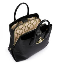 Balmoral Shopper Black