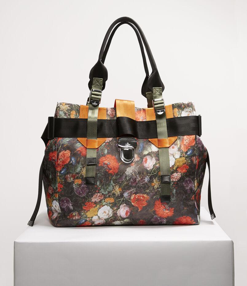 0e09034501 Narcissus Shopper Multicoloured