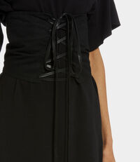 Boxer Dress Black