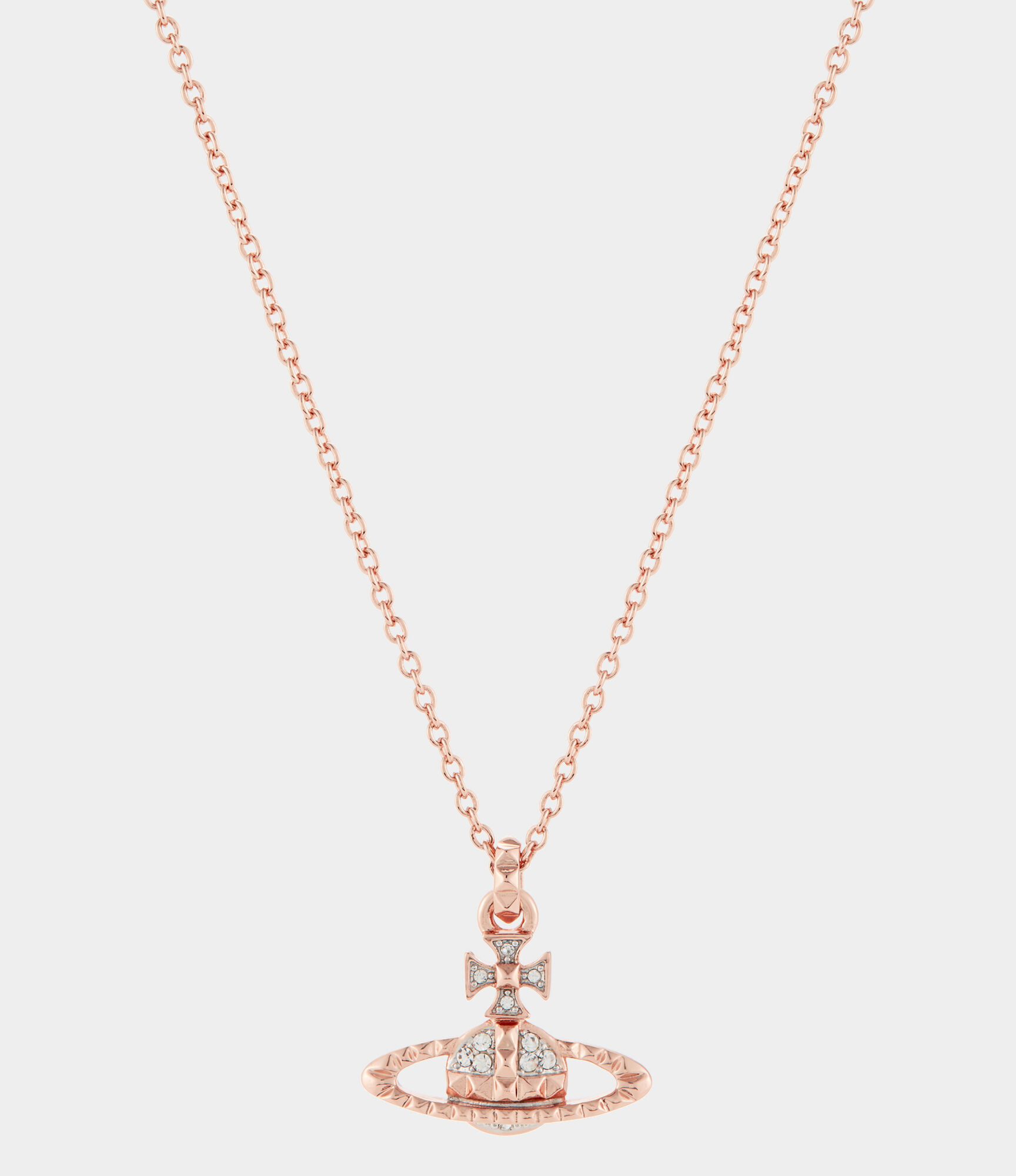 Vivienne Westwood Necklaces, Silver, Rhodium, 2017, One Size