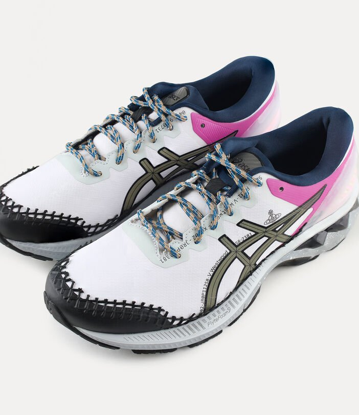 Gel-Kayano 27 De White 5