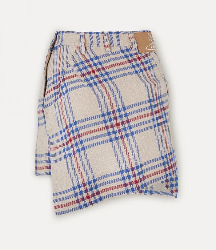 Infinity Skirt Tartan 2