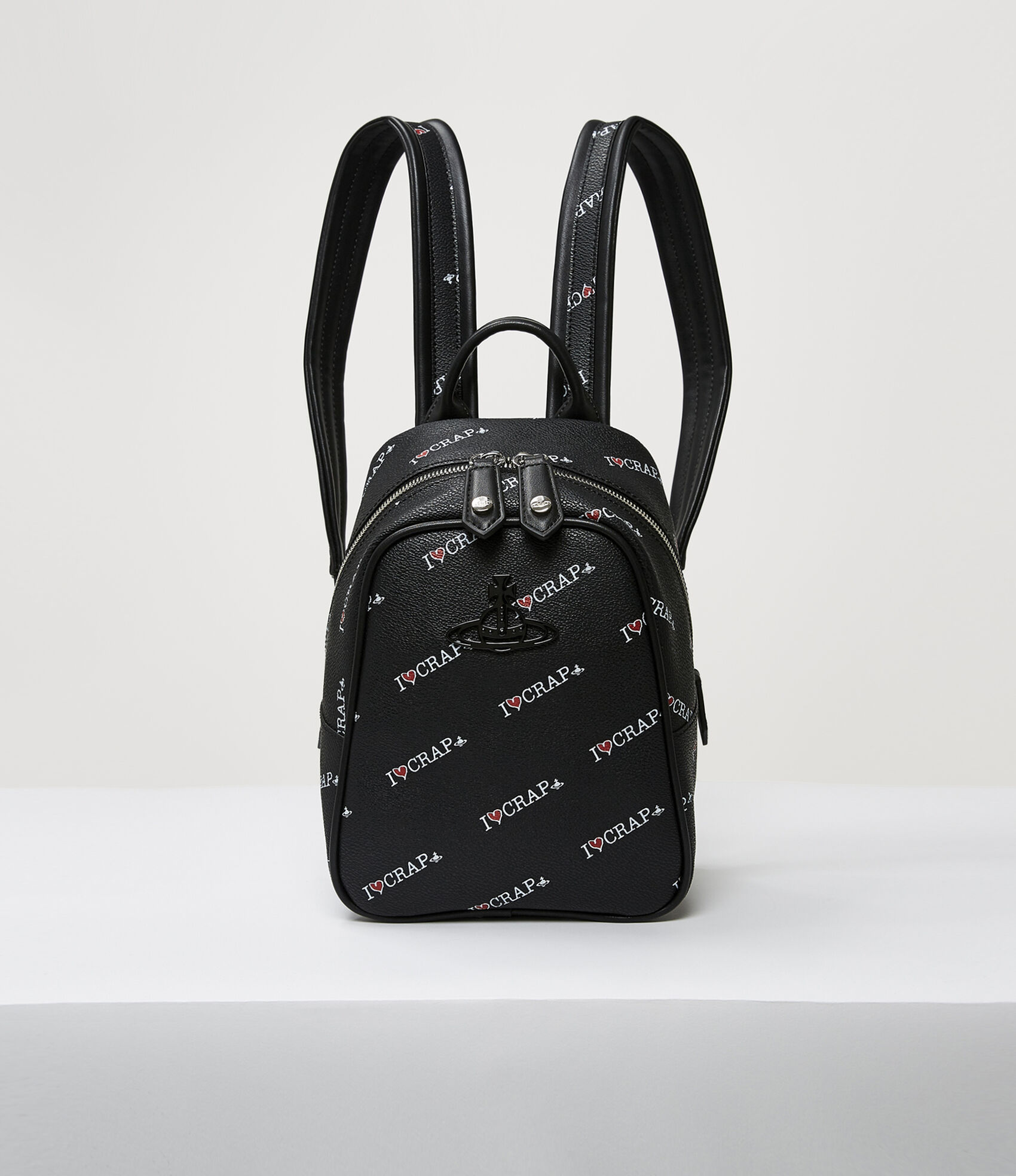 Vivienne Westwood Backpacks | Women's Bags | Vivienne Westwood - Annie Mini  Backpack Black