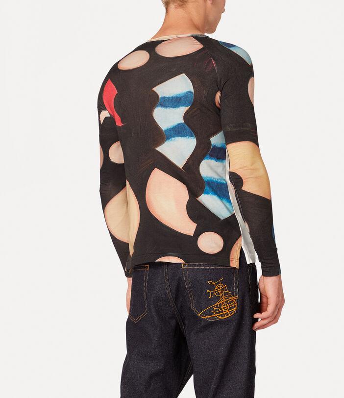 Lina Long Sleeve T-Shirt Chrissie Hynde Print 4