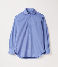 Two Button Cutaway Shirt Sky
