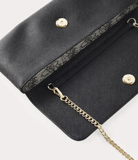 Victoria Clutch with Flap