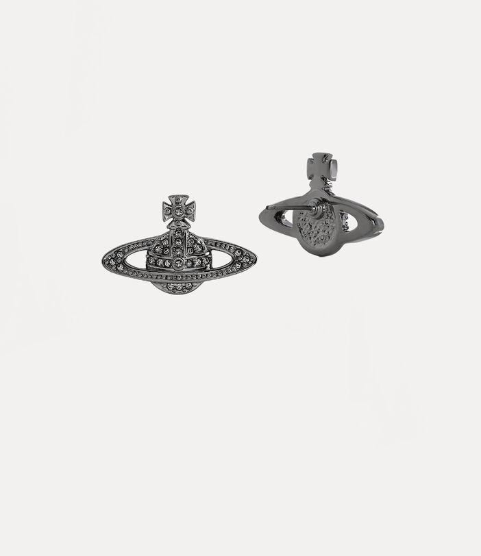 Mini Bas Relief Earrings 2