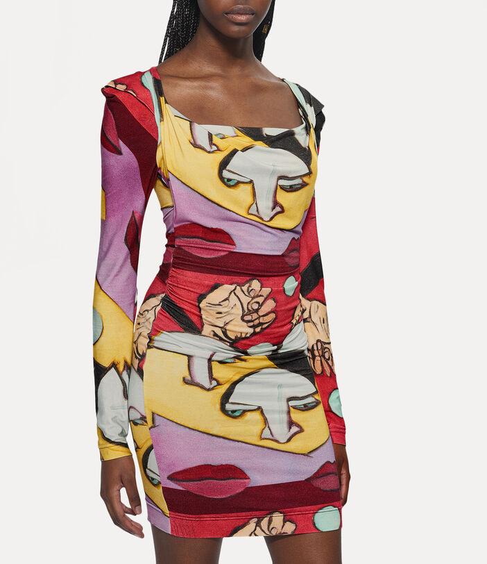 Elizabeth Jersey Dress One Fun September 4