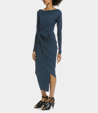 Long Sleeve Vian Dress Kerosene