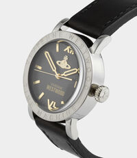 The Kingsgate Watch Black