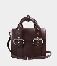 Alex Medium Handbag Burgundy