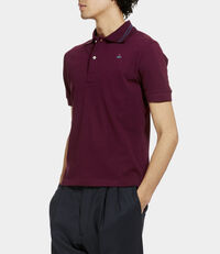 New Polo Short Sleeve Burgundy