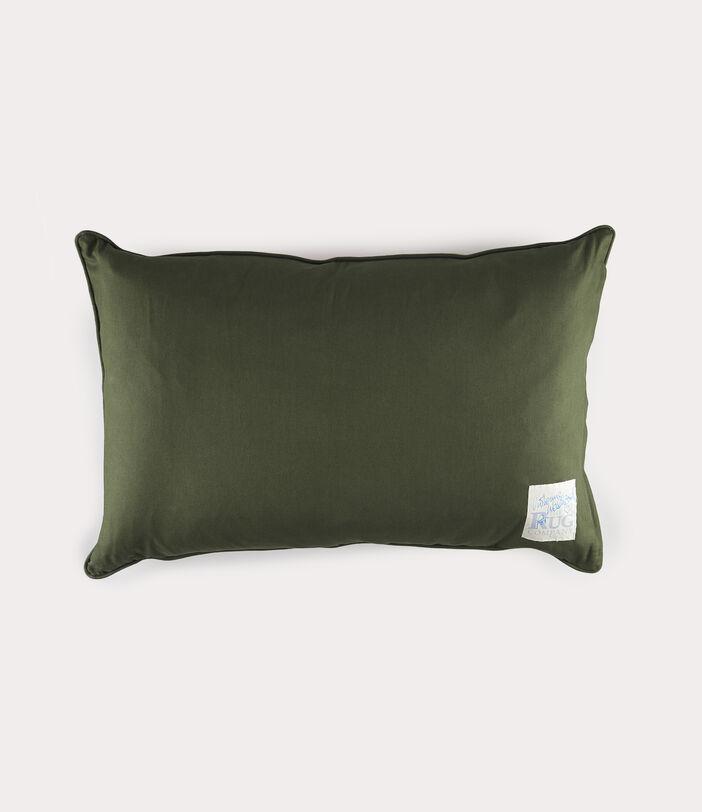 Vivienne's Rose Dust Cushion 2