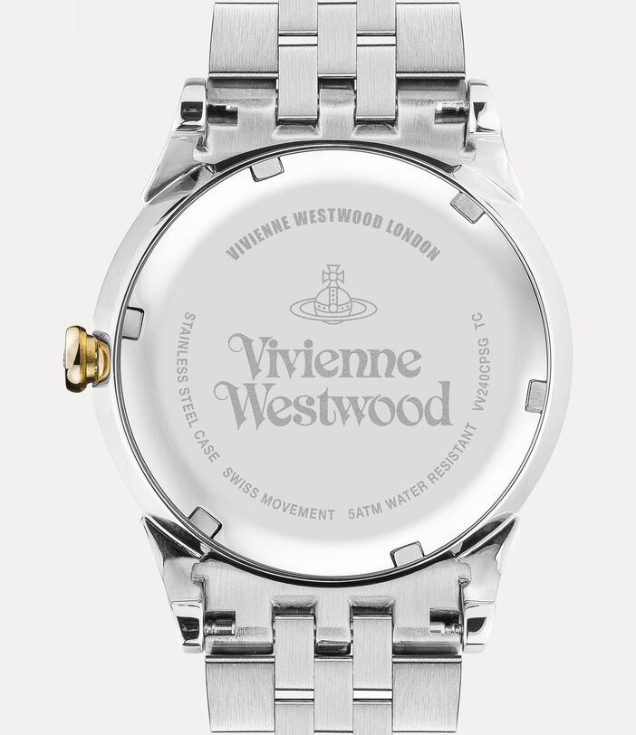 Seymour Watch Champagne/Silver 4