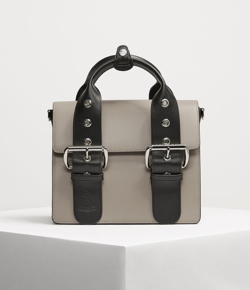 Alex Medium Handbag Taupe 17001238094