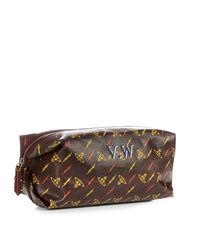 Colette Washbag 53050001 Burgundy