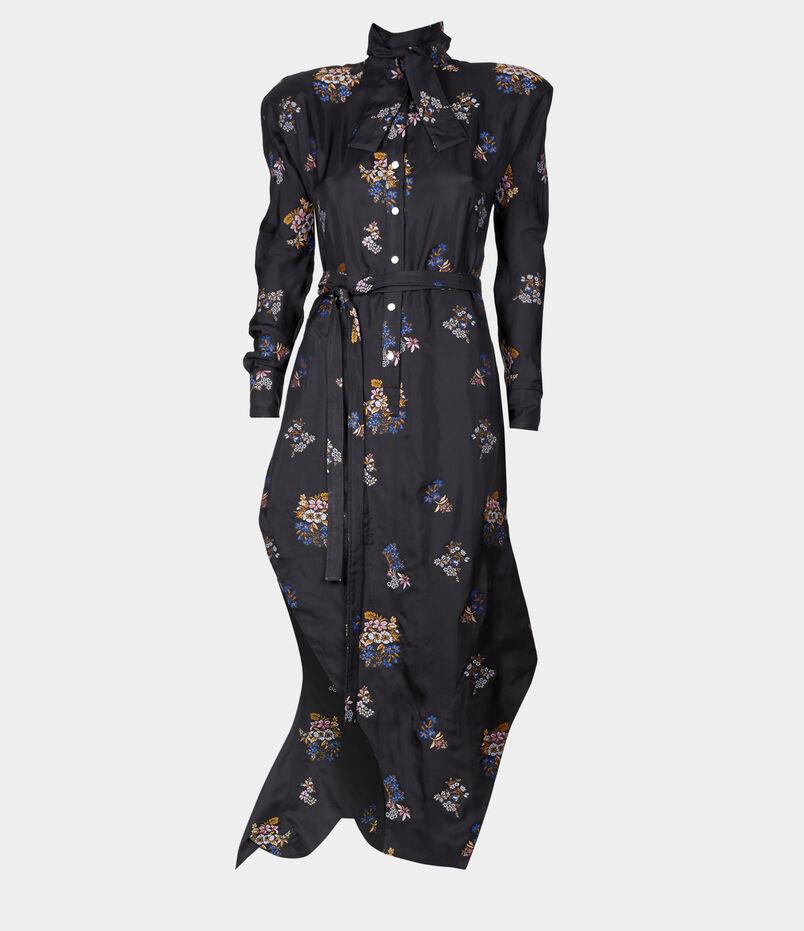 Metro Dress Fl Print