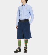 Skater Shorts Indigo