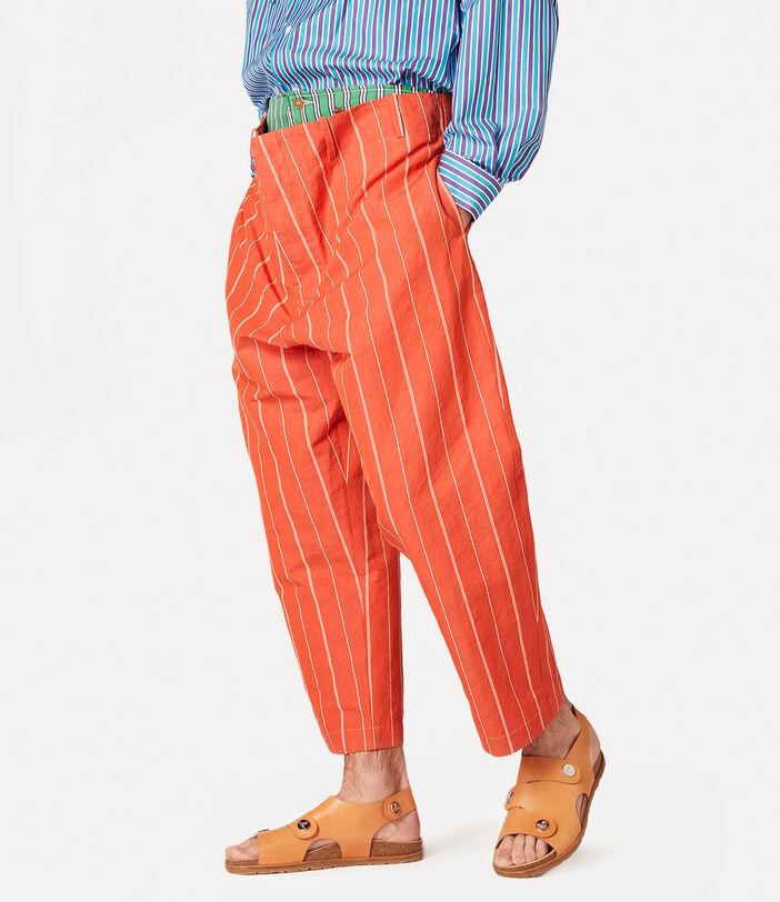 Alien Trousers Terracotta 3