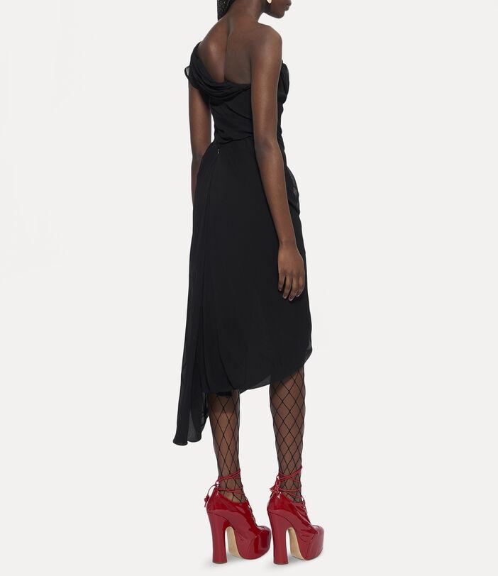 Magical Sol Dress Black 3