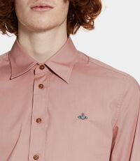 Classic Stretch Shirt Antique Pink
