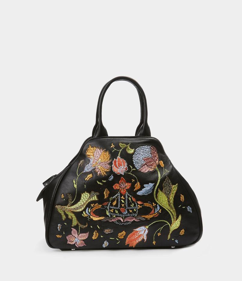 Dolly Medium Yasmine Bag Black