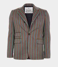 Classic Jacket Fancy Stripes